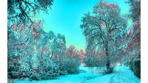 winter landscapes free wallpaper downloads
