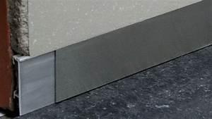 Hauswand Abdichten Außen : sockelleisten rammschutzprofile und profile aus aluminium ~ Michelbontemps.com Haus und Dekorationen