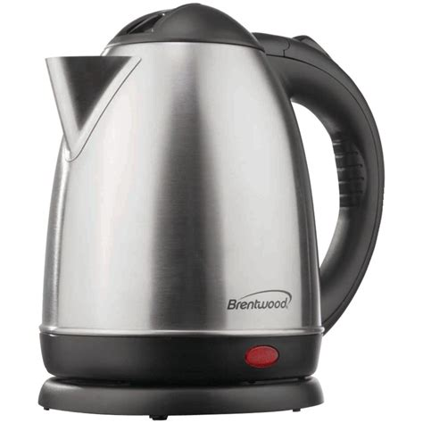 brentwood kettle electric tea cordless 1780 kt