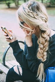 Cute Braid Hairstyles Long Hair