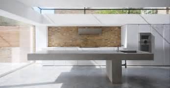 beton arbeitsplatte küche arbeitsplatte aus beton 30 ideen für oberfläche in der küche