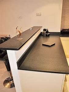 Plan De Travail Pour Bar : granits d co plan de travail en granit noir zimbabwe ~ Dailycaller-alerts.com Idées de Décoration
