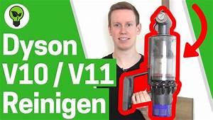 Dyson Filter Reinigen : dyson v10 v11 reinigen ultimative anleitung wie filter entleeren staubsauger b rsten reinigen ~ Watch28wear.com Haus und Dekorationen