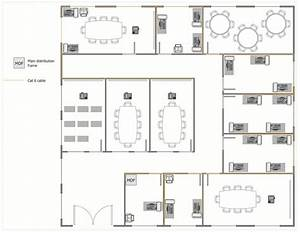 Creating A Network Layout Floor Plan