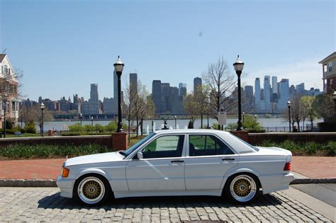 1989 Mercedes Benz 190 W201 26l Restored Amg Body Kit