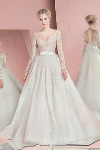 Zuhair Murad Spring 2016 Bridal Collection Belle The