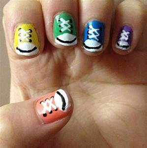 55 simple nail art designs for short nails 2016 With easy at home nail designs for short nails