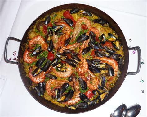 de cuisine espagnole les spécialités de l 39 ecureuil espagnol paella tapas