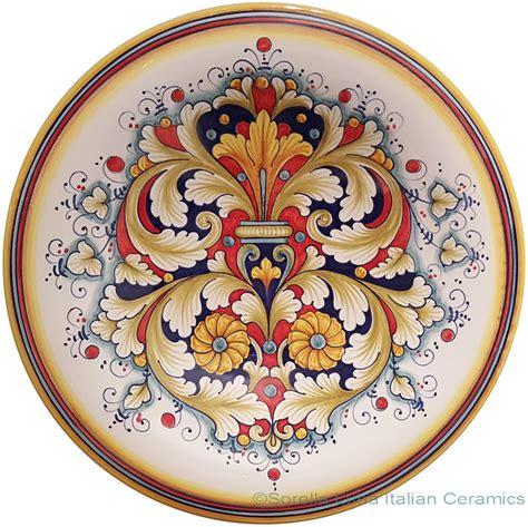 tuscan decorative wall plates italian ceramic plates