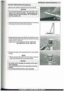 Kawasaki Kx450f 2012 2013 2014 2015 Motorcycle Service Manual
