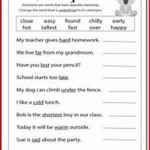 language arts worksheets 3rd grade worksheets for all