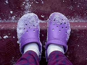 "Why I Wear Crocs and Shorts in Winter | ""Granny Beads and ..."