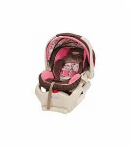 Baby Girl Graco Car Seats
