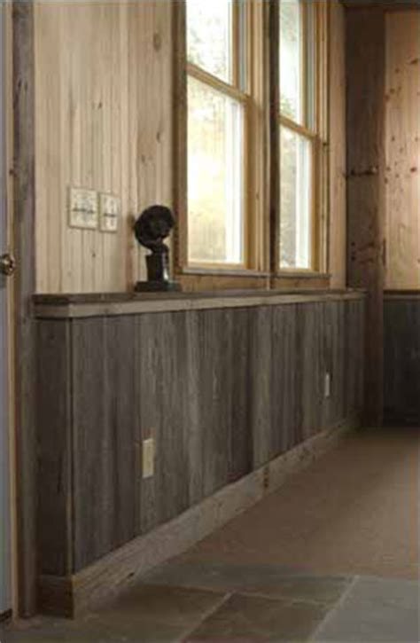 s to live in houston barn wood wainscoting