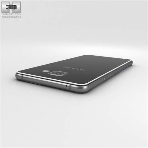 Harga Samsung A7 Black samsung galaxy a7 2016 black 3d model hum3d