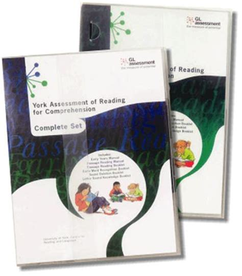 York Assessment Of Reading For Comprehension (yarc)  Complete Set (5 12yrs
