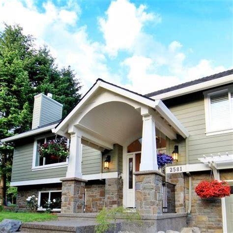 fresh split level house renovation 25 best ideas about split level exterior on