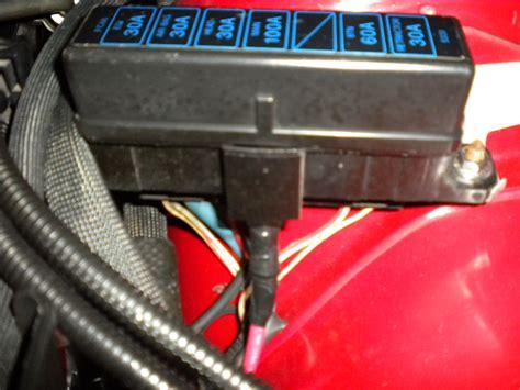 Fc Rx7 Fuse Box by Engine Bay Fuse Block Wires 10mm Bolts Rx7club