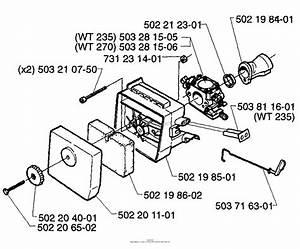 Husqvarna 232 R  1997