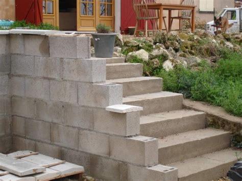 construire un escalier exterieur en beton reparation escalier beton exterieur repeindre un escalier ext rieur r paration et protection