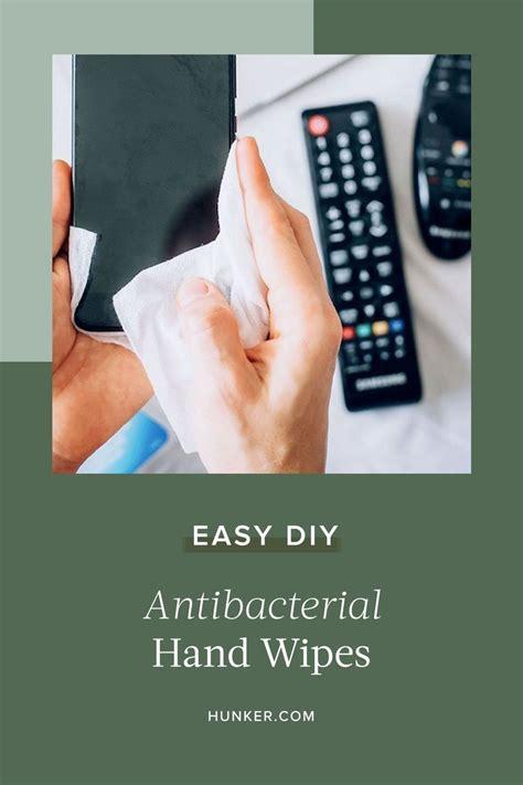 hand wipes antibacterial recipe diy wipe own hunker