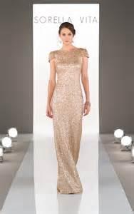 sorella vita bridesmaid sorella vita 8718 gold bridesmaid dress 279