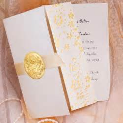 folded wedding invitations gold flowers folded wedding invitations zdi05 zdi05 0 00 invitation store
