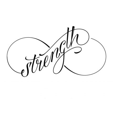tattoo designs   strength  courage onehowto