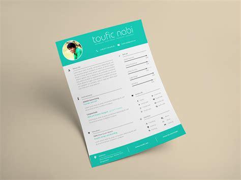 Graphic Design Cv Templates Free by Graphic Designer Resume Cv Template Free Design Resources