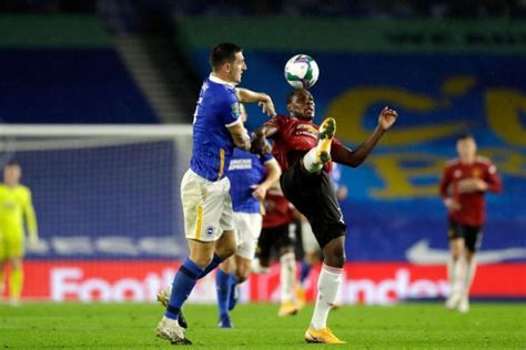 Brighton 0-3 Manchester United: Player Ratings as Red ...