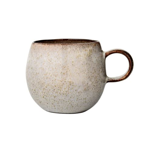bloomingville sandrine tasse light grey kaufen