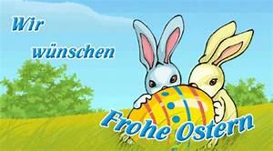 Schöne Ostertage Bilder : hasen osterei wiese gru karten e cards postkarten ostern ~ Orissabook.com Haus und Dekorationen