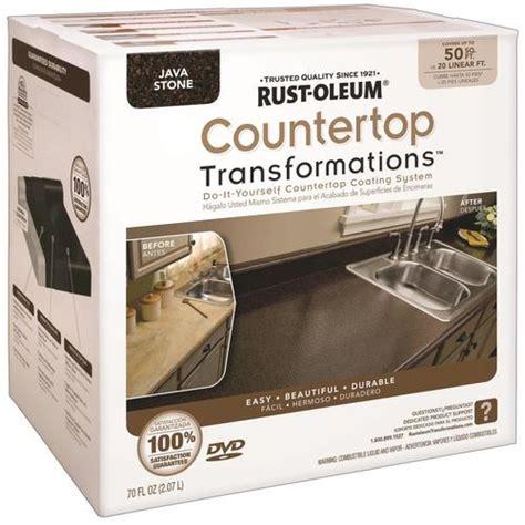 rustoleum countertop paint that looks like granite at