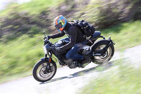 Why The Ducati Scrambler Café Racer's Beauty Is