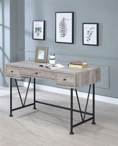 Coaster Driftwood Sofa Table Review Home Co