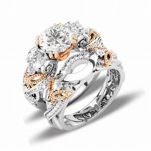 Set your life with right wedding ring sets styleskiercom for Three stone wedding ring set