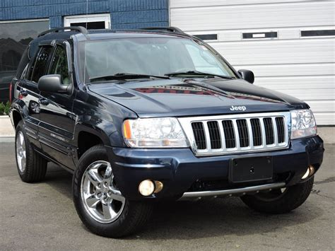 Used 2004 Jeep Grand Cherokee Limited At Auto House Usa Saugus