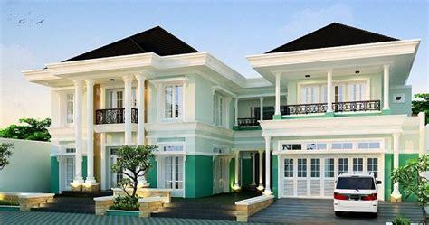 rumah  terlihat mewah  rumah minimalis modern