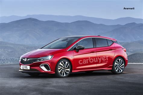 Facelifted Vauxhall Astra to arrive this year   Carbuyer