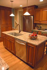 kitchen island with sink How to Design a Kitchen Island That Works