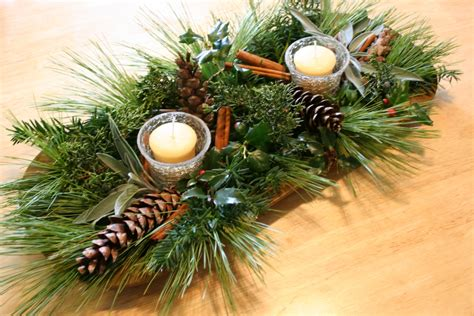 pine cone christmas table decorations ideas for winter wedding centerpieces