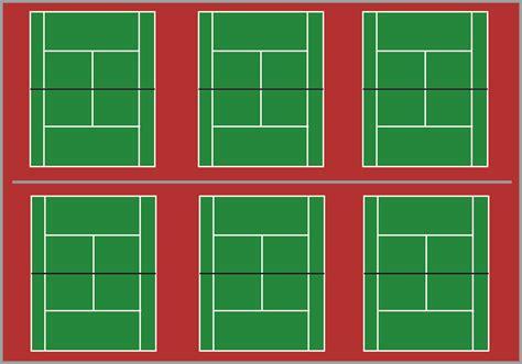 tennis court cliparts   clip art