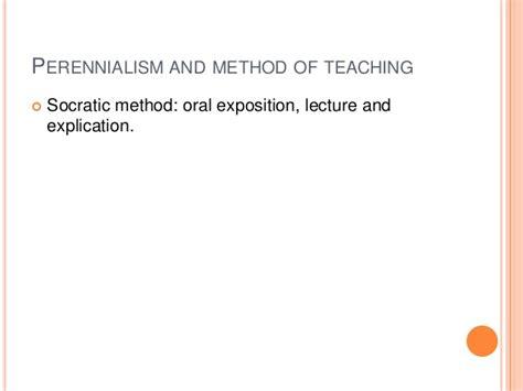 perennialism definition
