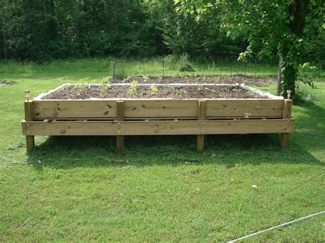 how to make a raised garden bed how to make a raised bed garden