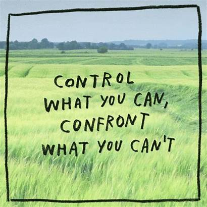Control Confront Quotes Quote Keep Gifs Calm