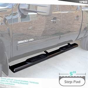 5 U0026quot  Nerf Bars Step Boards For 2007