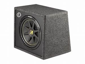12 U0026quot  Comp Loaded Subwoofer Box