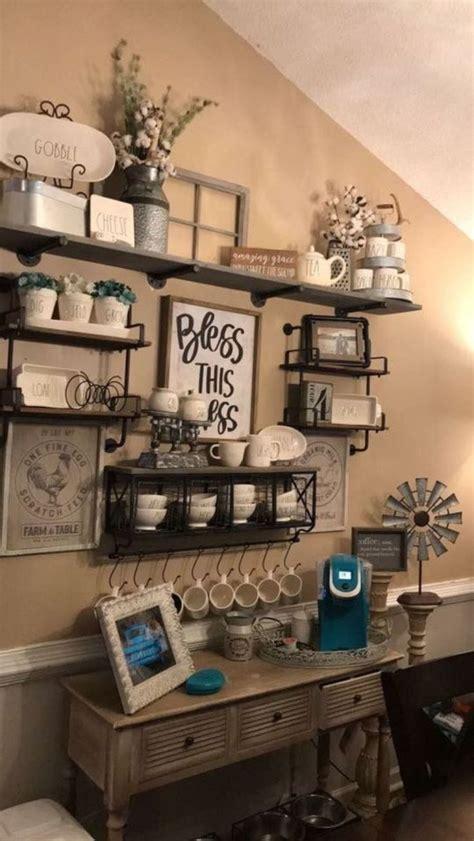 cool  easy diy farmhouse living room wall decor ideas