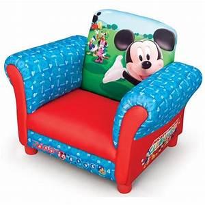 Fauteuil Enfant Mousse : mickey fauteuil enfant chesterfield achat vente fauteuil canap b b cdiscount ~ Teatrodelosmanantiales.com Idées de Décoration