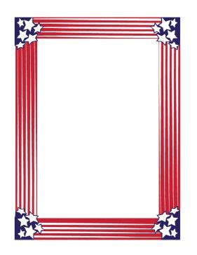 july sationery images  pinterest flags